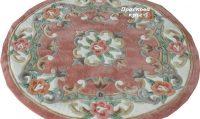 Десен 510 праскова кръг - размери: 140/140 - 160 лв.; 200/200 - 320 лв.