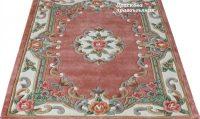 Десен 510 праскова правоъгълен - размери: 183/274 - 399 лв.; 230/320 - 590 лв.; квадрат - размер: 245/245 - 480 лв.
