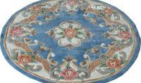 Десен 510 син кръг - размери: 140/140 - 160 лв.; 200/200 - 320 лв.